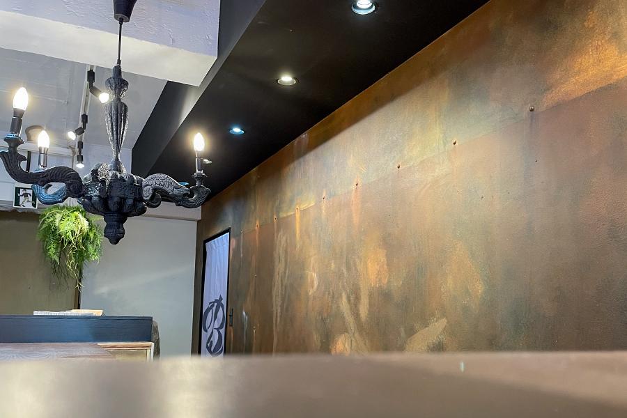 04 モルタル造形・エイジング塗装・壁画制作