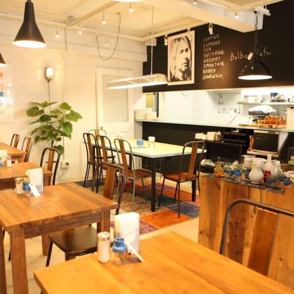 カフェの開店を考えている方向け!カフェの内装のコンセプトはどう決めるのか?!