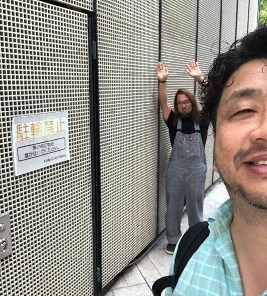 今日は、横浜は関内に来てます!