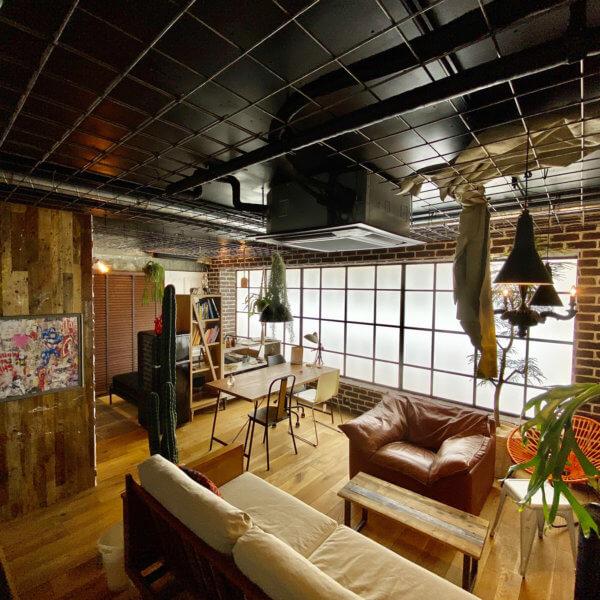 店舗デザインと天井の関係性とは?天井の高さや色でデザインが変わる!